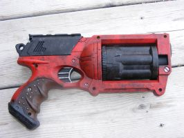 Custom Nerf Maverick by sonic-reducer