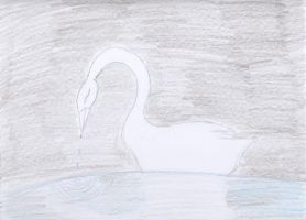 The Swan by MissMartian4ever
