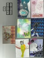 Artist Trading Cards by Imva