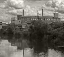 Marsh refinery by An-Drake