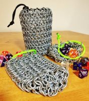 chainmail bags 2 by BlackhandCustoms