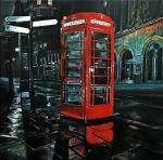 Telephone Box by rubylines