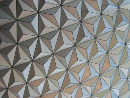 EPCOT Spaceship Earth 2 by AreteStock