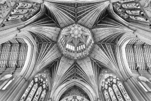 Inside Ely Cathedral by Astroandre
