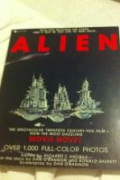 Alien Graphic Movie Novel by Zorceus
