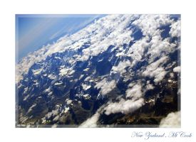 Mt Cook from Above by itscheryl