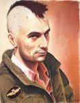 Taxi Driver by Chicken-Priestess