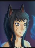 Ahri - Dont you trust me? by Cybernet343