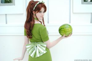 Katsucon 2012: Watermelon by melvinopolis