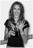 What is sexy 2? Ambrosio-Paint by Italiener