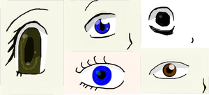 Eyes by bubblepop97