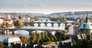 Prague - City of Bridges by DamianMekal