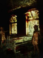 my silent hill tribute by ichigopaul23