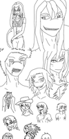 Sketchpage by 96Alexchan