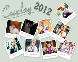 Cosplay 2012 by Nami06