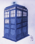 Tardis by neko-sama-of-eleto