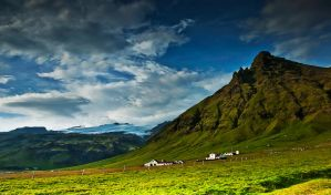 Iceland-mint with the freedom by PatiMakowska