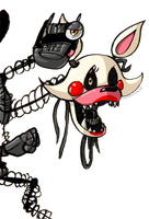 Mangled Mangle by TerraTerraCotta