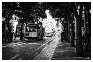 Cable Car-1 by KBL3S