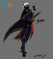 Captain N: ReImagined - Impa by WMDiscovery93