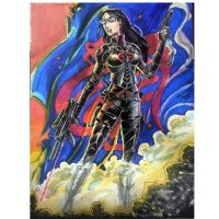 The Baroness by Wild-Inx