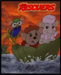The Rescuers by Lannytorres
