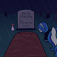Comic Preview: She's Dead Jim by drawponies