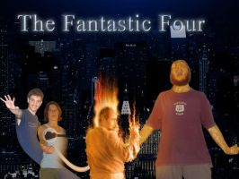 fantastic fourXD by Pallas4