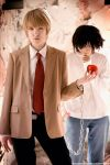 Death Note - Light and L by kirawinter