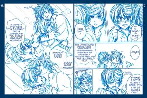 TOZ Comic Pg 7 and 8 by Alasse-Tasartir