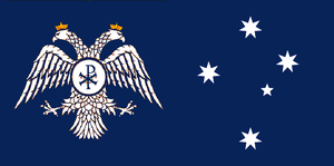 Flag of Antipodia by EmperorAlexander