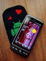 HTC Desire by anikkavlc