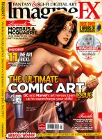 ImagineFX issue 82 by ClaireHowlett