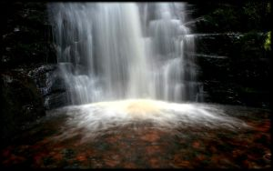 Blaen-y-glyn Waterfalls II-II by l8