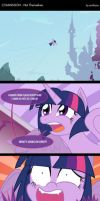 COM - Not Themselves (COMIC) by AniRichie-Art