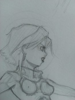 3. old sketches *2014 by JAntF