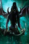 Illidan Stormrage (fem.) 02 by DEugen