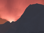 Mountain Sunset by MareLooke