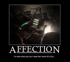Dead Space - Affection by PrinceRoy1990
