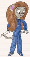 TCB - Mimi Mouse feel her belly bulged by Magic-Kristina-KW