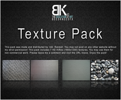 Texture Pack by RanWal