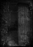 Behind the door by CountessBloody