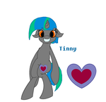 Tinny by KitCatKombo