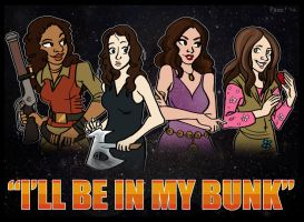 Firefly: I'll be in my bunk by ph00