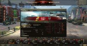 World of Tanks: No Questions Asked by PurplePhantom104