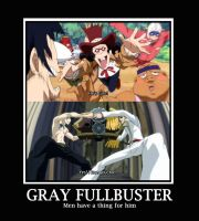 Gray Fullbuster~~men really have a thing for him!! by evitacarla