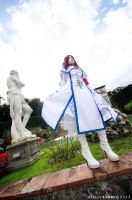 Trinity Blood : Sister Esther by AmuChiiHinamori