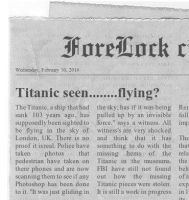 Titanic seen.......flying? by TheCuteMaicha