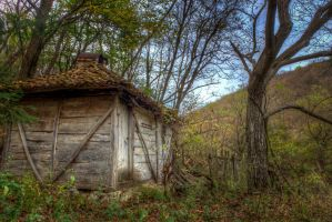 Lonely house by urosh90