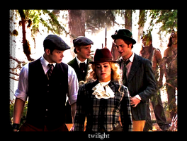 The Early Cullens by muselin